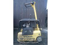 WACKER DPU 2540H : HalBUD Józef Sala : Sprzedaż, naprawa iwynajem maszyn budowlanych